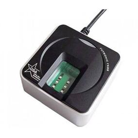 Leitor Biométrico Impres Digital Fs88 Profissional Usb