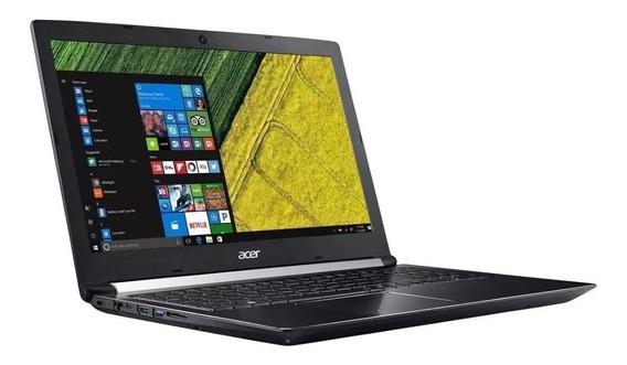 Notebook Acer Gamer Gtx1050 A715 I5 7300 8gb 1tb Tela 15