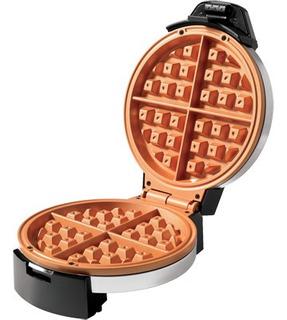 Starfrit 024705-004-0000 Eco Copper Waffle Maker