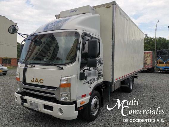 Jac Jqr 1061 Mod 2016 Furgon Aislado Y Thermo