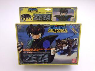 Caballeros Del Zodiaco, Bandai 1987, Zeta