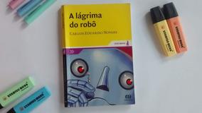 Livro A Lágrima Do Robô