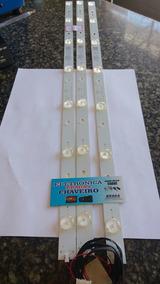 Kit Comp 3 Barras Led Tvs Philips 32phg4900/78 Aoc Le32s5760