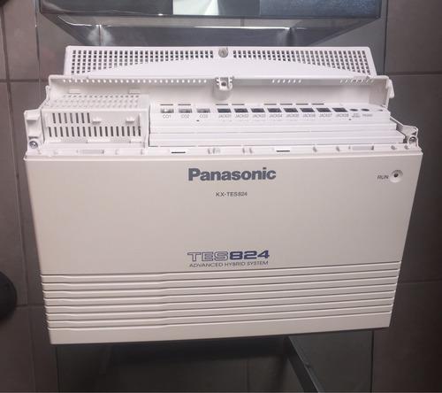 Central Telefónica Panasonic Tes824