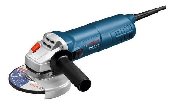 Esmerilhadeira Angular 4.1/2 900w Gws 9-125 Bosch