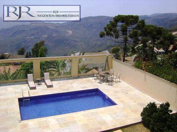 Casa Em Condomínio Com 4 Quartos Para Comprar No Condomínio Morro Do Chapéu Em Nova Lima/mg - 322