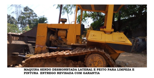 Trator Caterpillar D6m Xl 2002  Aceito Troca,