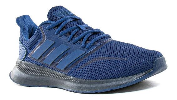 Zapatillas adidas Running Runfalcon Hombre Azul