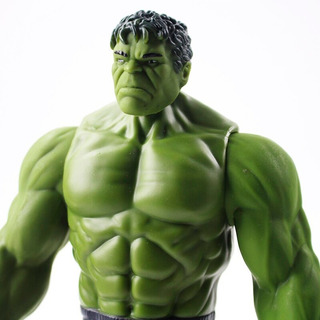 Increible Hulk Avengers 30 Cm Power Fx Hasbro 30cms En Cadia