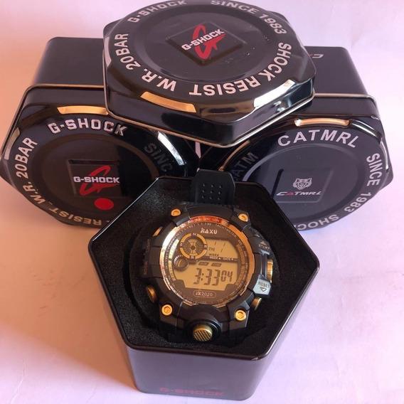 Relógio À Prova D`água Jiaxu Modelo G-shock Jx2020
