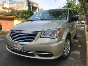 Chrysler Town & Country Piel, Automatica