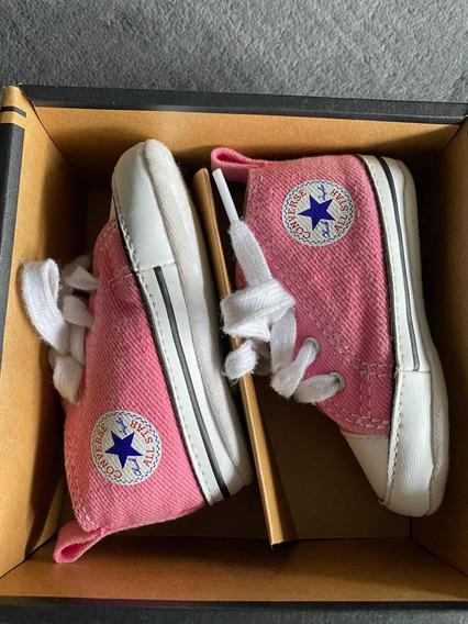 Zapatillas Converse Beba!! Divinas Casi Sin Uso! Talle 18