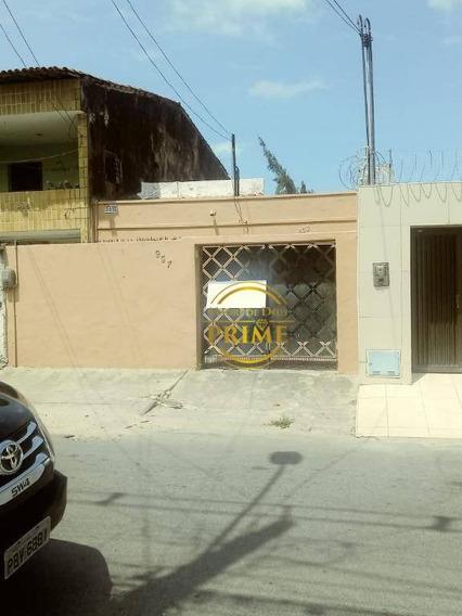 Casa Com 2 Dormitórios À Venda, 90 M² Por R$ 360.000 - Montese - Fortaleza/ce - Ca1111
