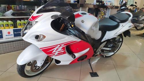 Suzuki Hayabusa 2020 Branca E Vermelha