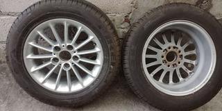 Vendo Set De Rines Y Llantas Pirelli