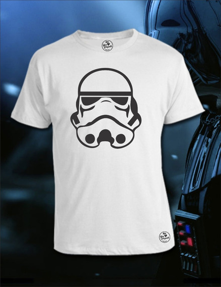 Playera Bien Elegante Star Wars Trooper