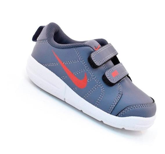 Tênis Infantil Nike Pico Lt Menino 619042003 Cinza