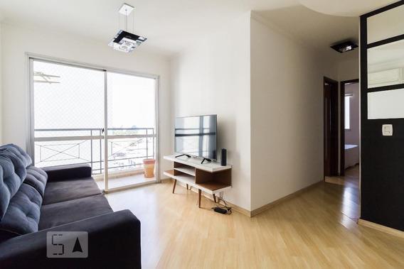 Apartamento No 10º Andar Com 2 Dormitórios E 1 Garagem - Id: 892951747 - 251747