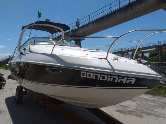 Lancha Arthmarine 255 Cabinada Mercruiser 5.0 260 Hp