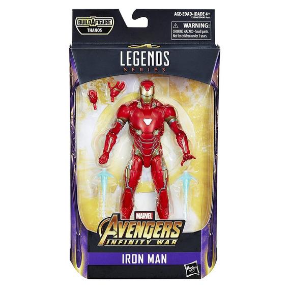 Marvel Legends Boneco - Avengers Infinity War - Iron Man