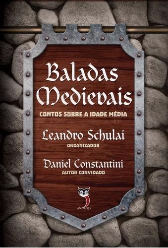 Livro Baladas Medievais, Contos De Diversos Autores, Andross