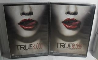 Dvd True Blood - 1ª Temporada - 5 Discos Original Lacrado