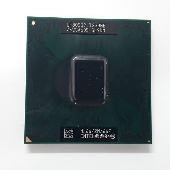 Processador Intel Core Duo Lf80539 T2300e 1.66 Ghz, 667 Mhz