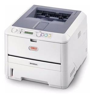 Impresora Oki B430 Dn Con Tóner De 3500 Pág. Acondicionada