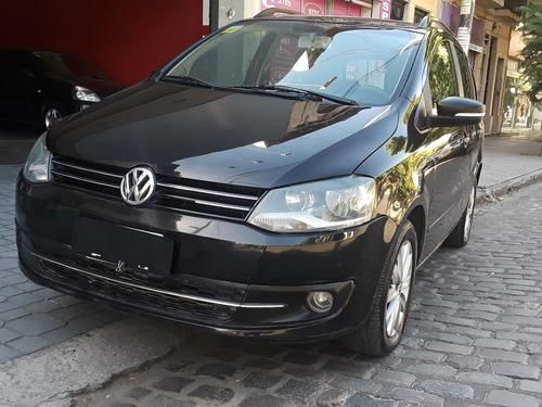Volkswagen Suran Trendline 1.6 Año 2011 Permuto Y Financio!