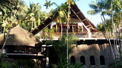 Casa Com 4 Dorms, Domingas Dias, Ubatuba - Vca797