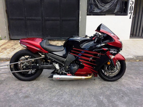 Kawasaki Ninja Zx14 Para 1/4 De Milla Nueva 400 Millas