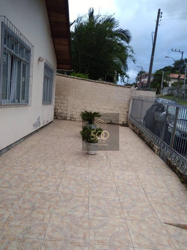 Casa Com 2 Dormitórios À Venda, 84 M² Por R$ 270.000,00 - Forquilhas - São José/sc - Ca0573
