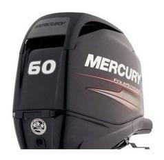 Imagen 1 de 12 de Motor Mercury Fuera Borda 60 Hp 4 Tiempos Comandos Garantia