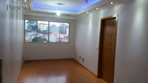 Apartamento Com 2 Dormitórios À Venda, 73 M² Por R$ 240.000,00 - Gopoúva - Guarulhos/sp - Ap0430