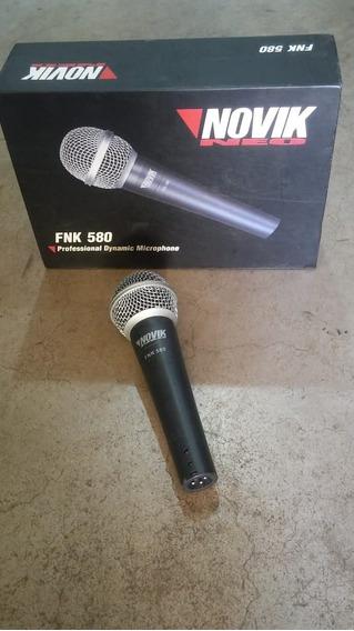 Microfone Novik Fnk 580