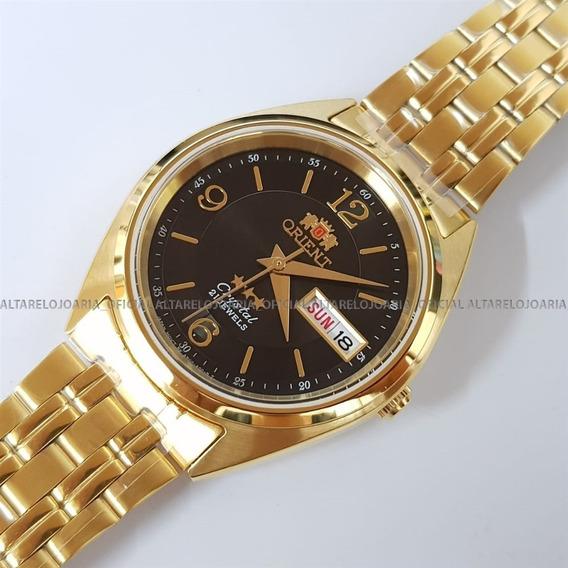 Relógio Orient Automático Clássico Fab0000cb9