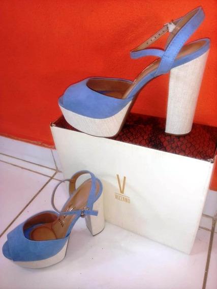 Zapatos De Fiesta Para Mujer Vizzano