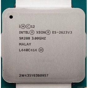 Processador Intel Xeon E5-2623 V3 4c 8t 10 M 3,00 Ghz