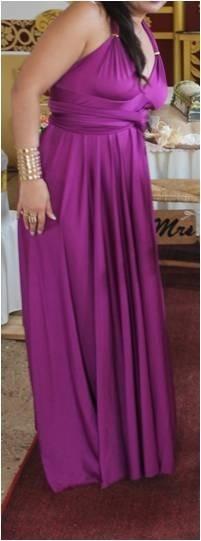 Vestido Multiformas O Convertible Talla M-l-xl