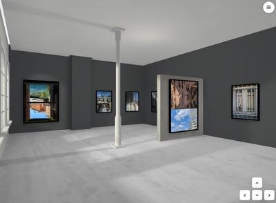 Exposição 3d Para Artistas E Fotógrafos - Galeria Virtual