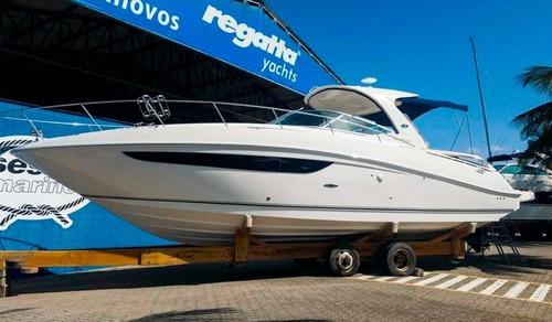 Searay 395 Ano 2014 Com 2 Mercruiser Qsd 350 - Diesel