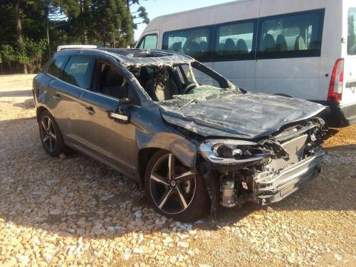 Sucatas Volvo Xc60 2.0 T5 R-des 2016 Retirada De Peças