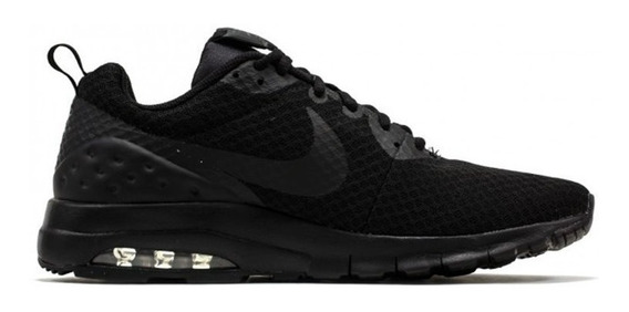 Tenis Deportivo Hombre Nike Air Max Motion Lw Negro 002