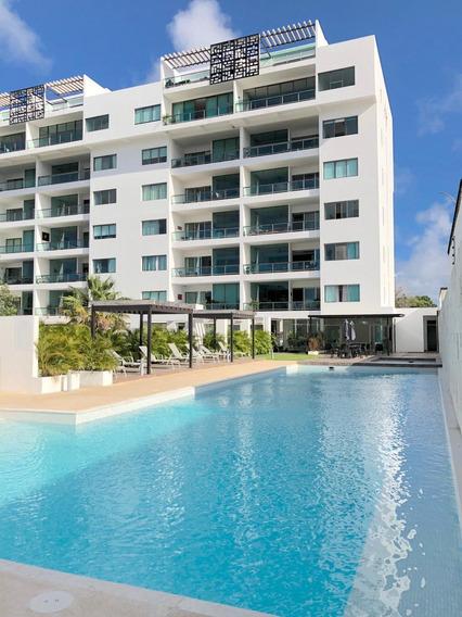 Rento Precioso Penthouse Nuevo En Cancun Excelente Ubicacion