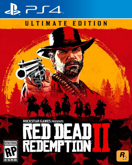 Red Dead Redemption 2 Ultimate Edition Ps4 Original 1