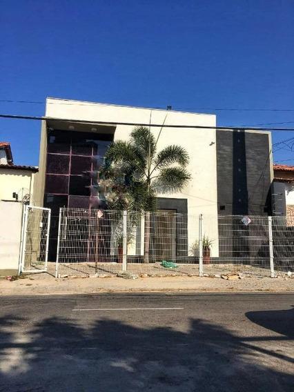 Predio Em Aldeota, Fortaleza/ce De 250m² Para Locação R$ 12.000,00/mes - Pr416396