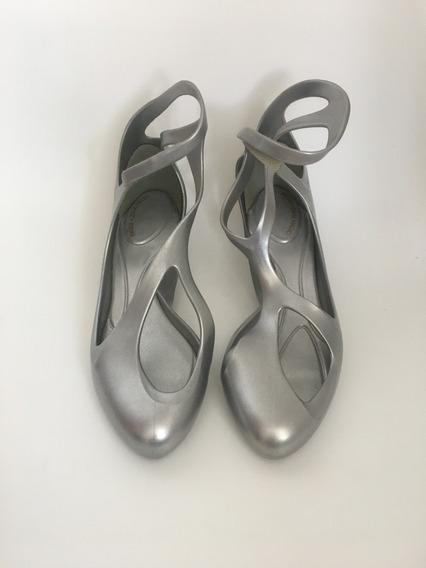 Zapatos Diseño Zaha Hadid