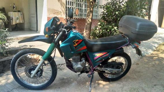 Moto Honda Nx 200 1999
