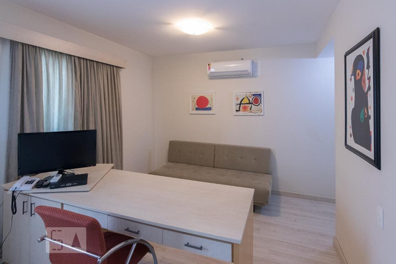 Apartamento Para Aluguel - Perdizes, 1 Quarto, 25 - 893071998