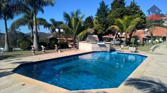 Casa Com 3 Dormitórios À Venda, 680 M² Por R$ 2.500.000 - Alpes De Caieiras - Caieiras/sp - Ca0444